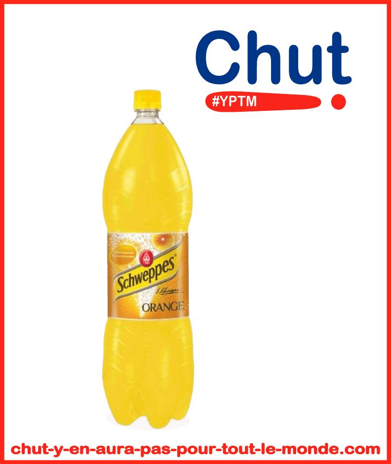 achats en gros Bouteille Schweppes orange 1l pas chère