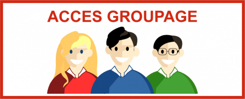 ACCES GROUPAGE RECT