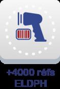 BOUTON 4000REFgarantie