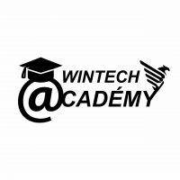 Logotype Wintech Académy Carré Noir